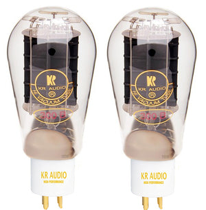 KR Audio 300B HP Balloon Tubes