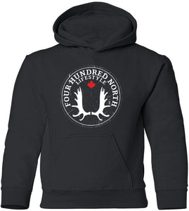 Youth Pullover Hoodies