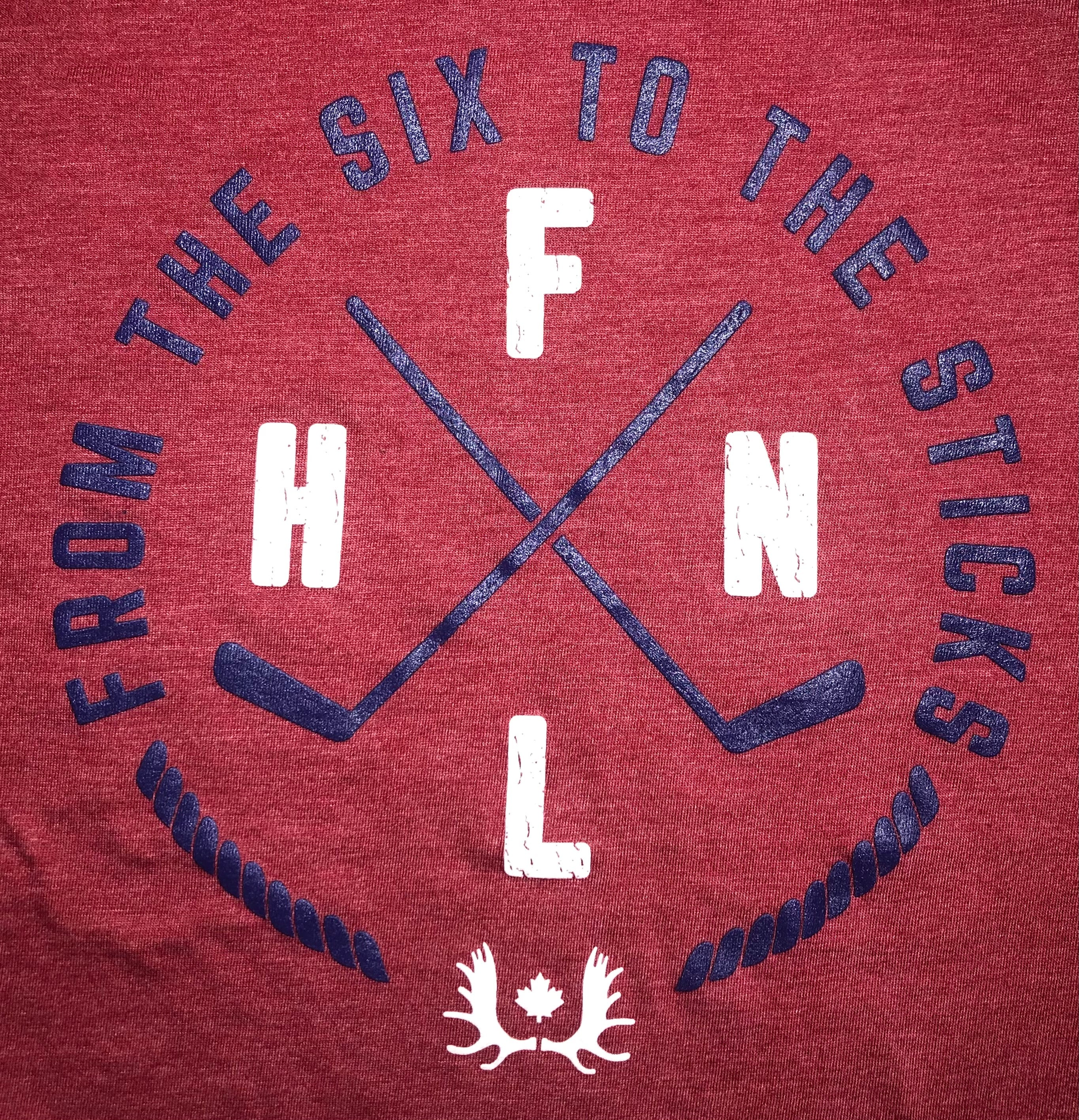 North Division Tri-blend Tees