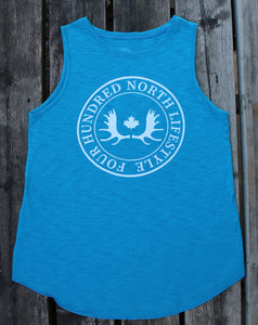 Ladies Bamboo Slub Tank
