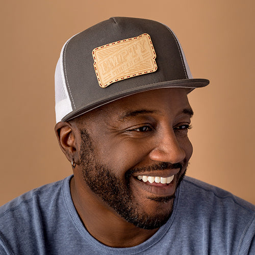 Wood Patch Hat