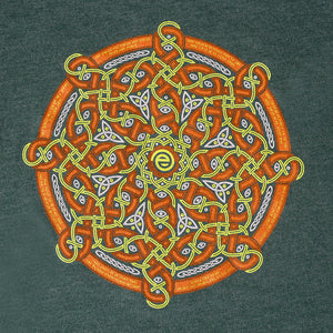 Celtic Knot Graphic Tee