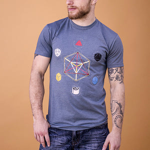 Platonic Solids Tee