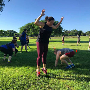 ACTIVATE PERSONAL TRAINING'S FIRST 12 WEEK CHALLENGE COMES TO A CLOSE