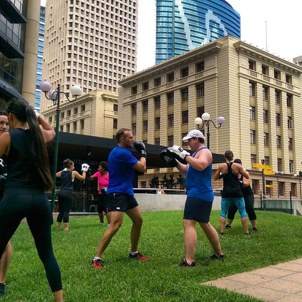 BRISBANE - DO YOU KNOW ABOUT THESE FREE FITNESS CLASSES?!