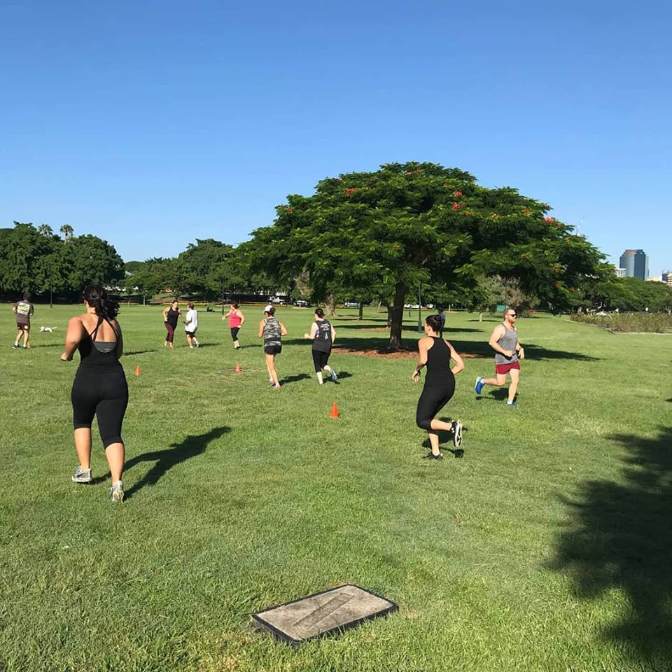 Saturday Boot Camp with Activate PT