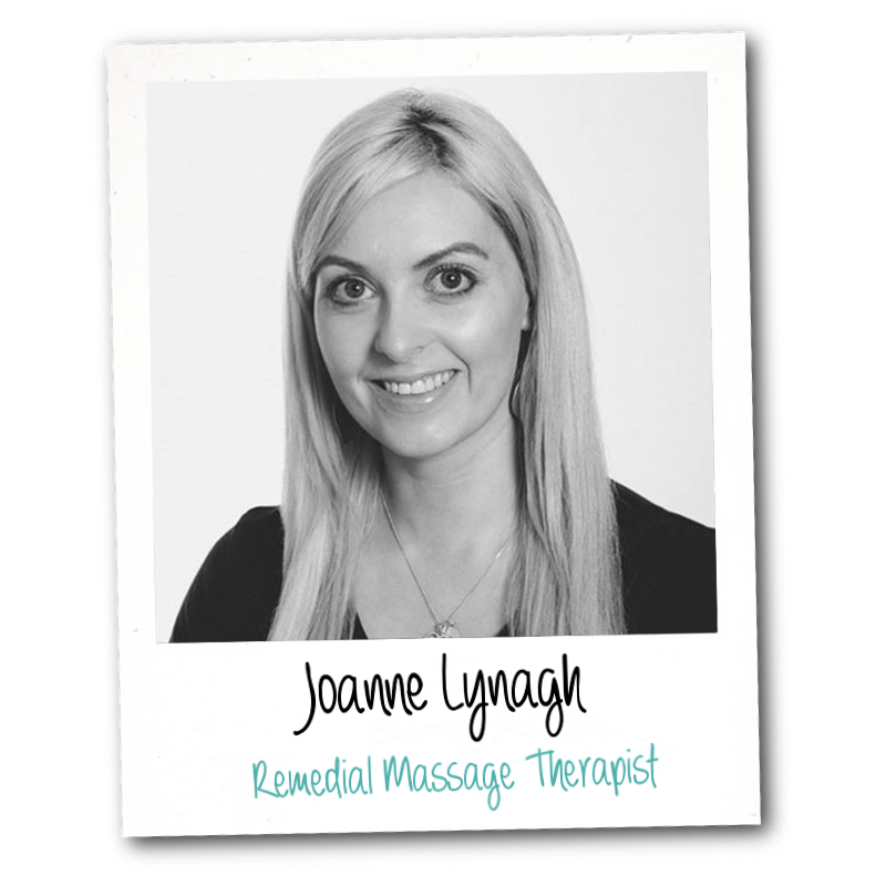 Joanne Lynagh Remedial Massage Therapist