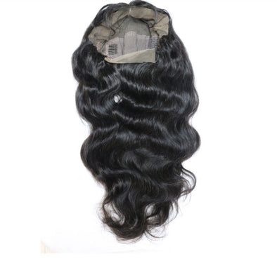 Peruvian Body Wave Full Lace Wig (Natural Brown or Blonde)