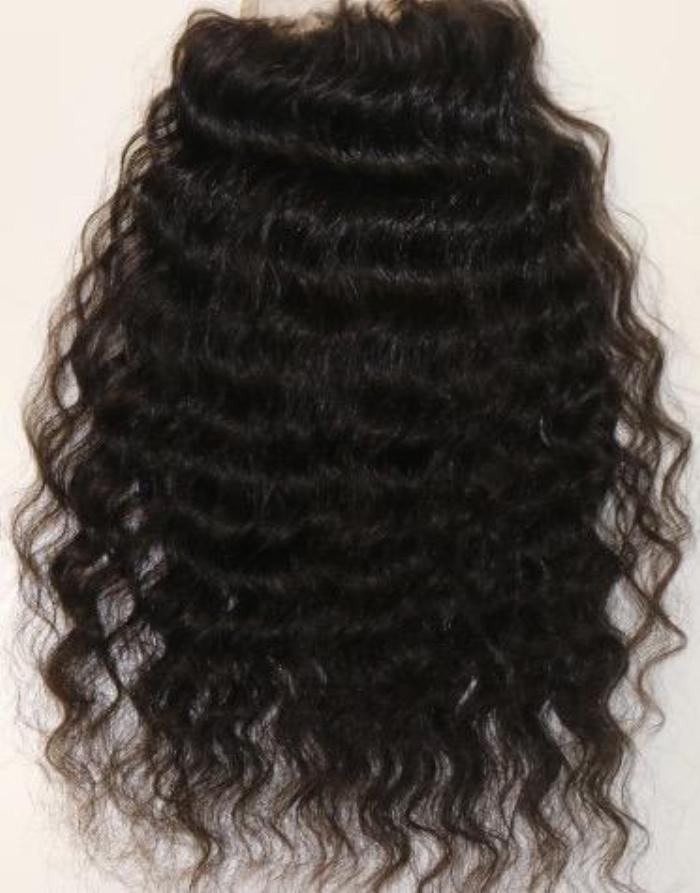Mink Brazilian Wavy Bundles and Lace Closures