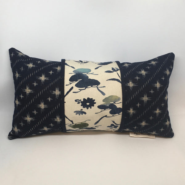 Cancer Support Pillow - Japanese Tsumugi Blossoms