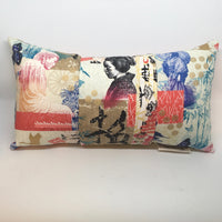 Buddha & Bamboo -  Pillow Pocket for your Intentions