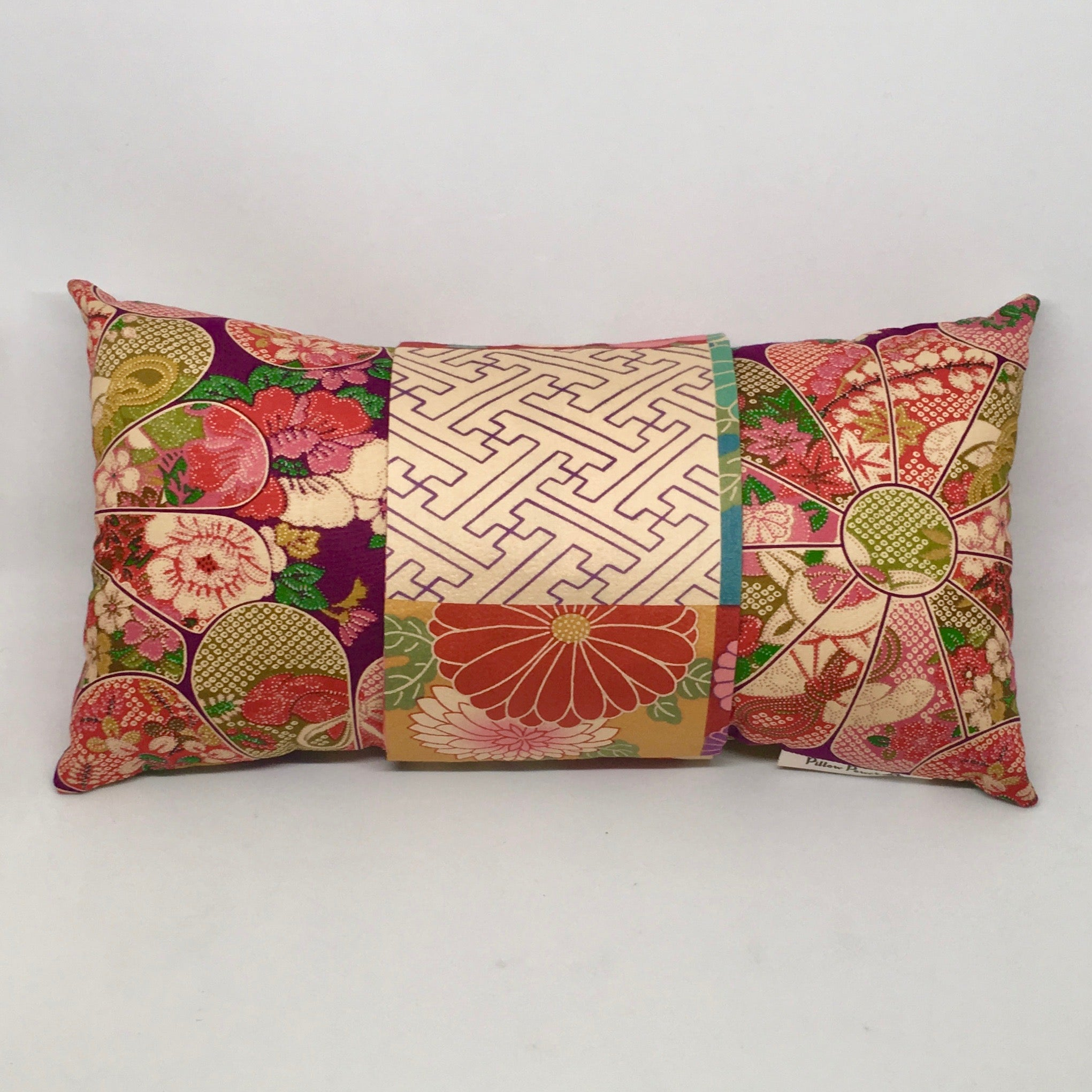 Japanese Cherry Blossoms - Pillow Pocket for your Intentions