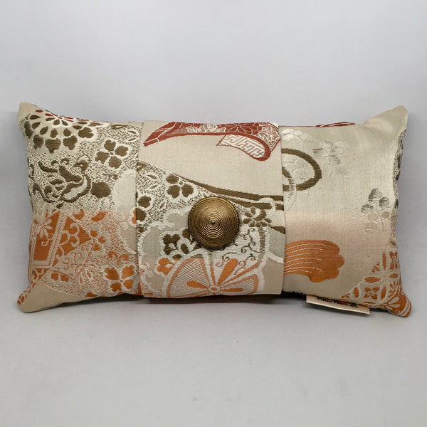 Cancer Support Pillow - Japanese Coral
