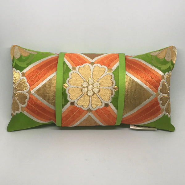 Cancer Support Pillow - Gold Burst - Arm Rest