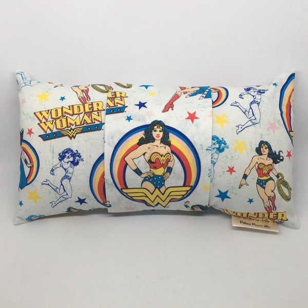 Wonder Woman -  Pillow Pocket for your Intentions
