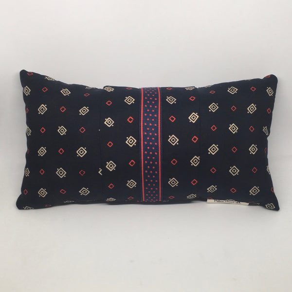 Vintage Geometric -   Pillow Pocket for your Intentions
