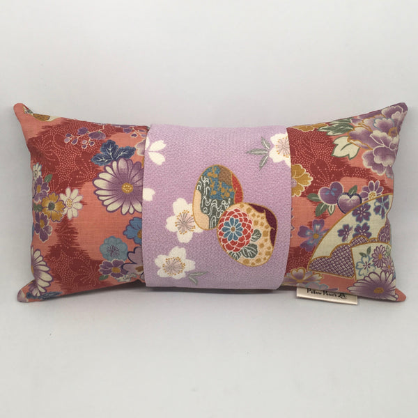 Cancer Support Pillow - Lavender Fans