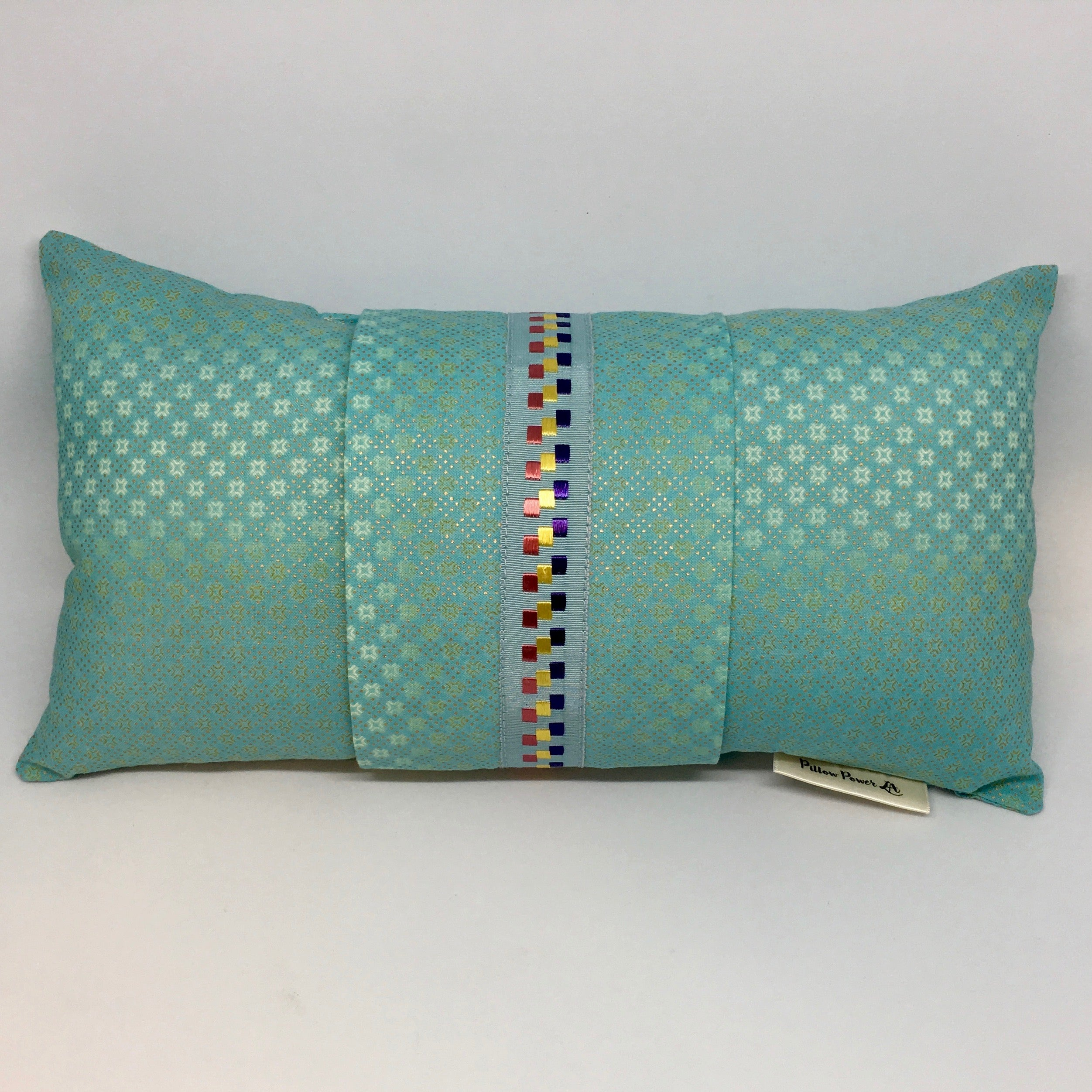 Diamonds with French Vintage Trim - Pillow Pocket for your Intention