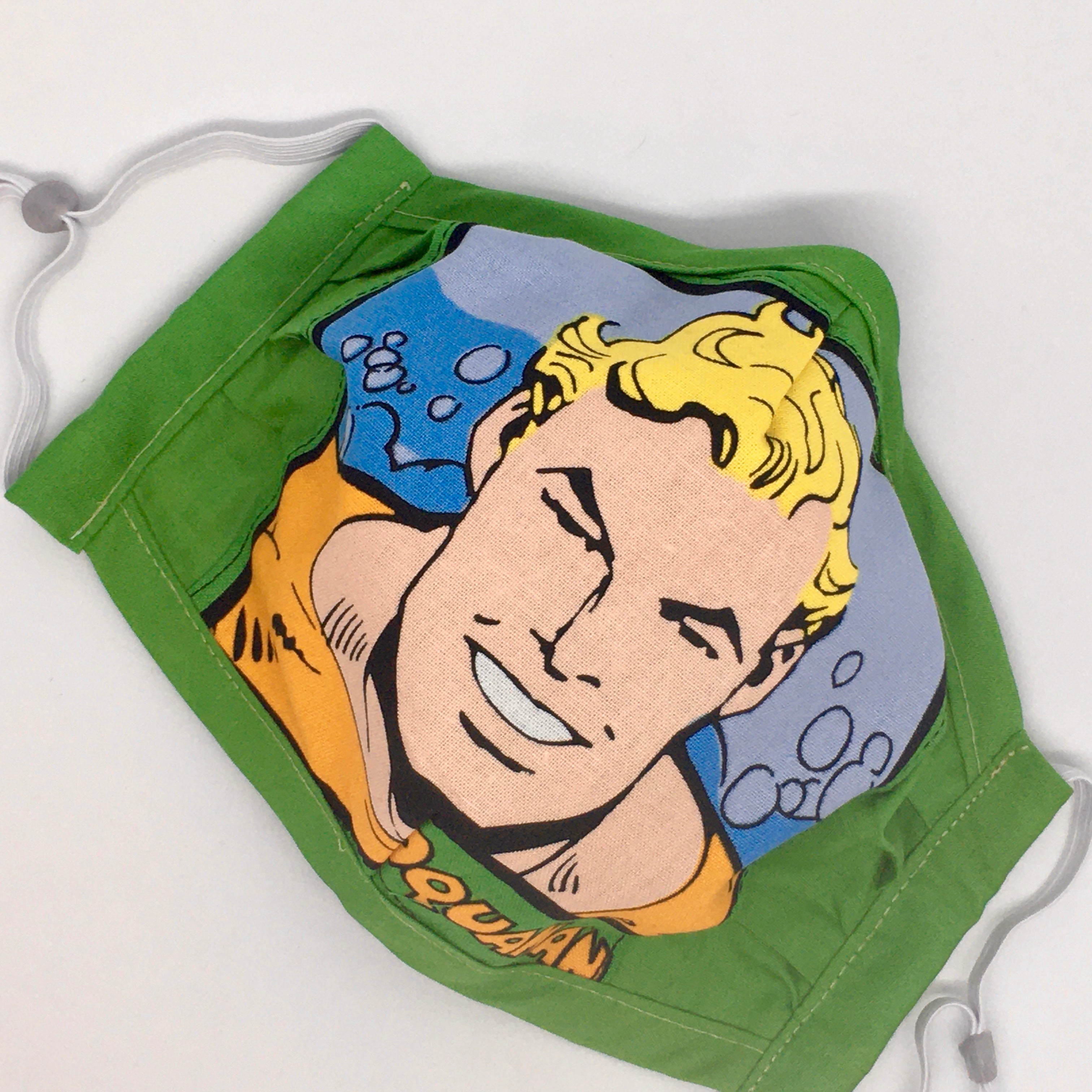Limited Edition Super Hero Face Mask Series - 100% Cotton - Adjustable