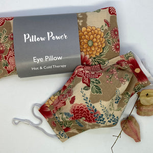 Gift Set - Matching Face Mask and Eye Pillow