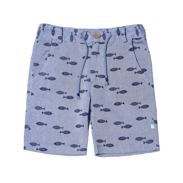 Fish Fly Shorts