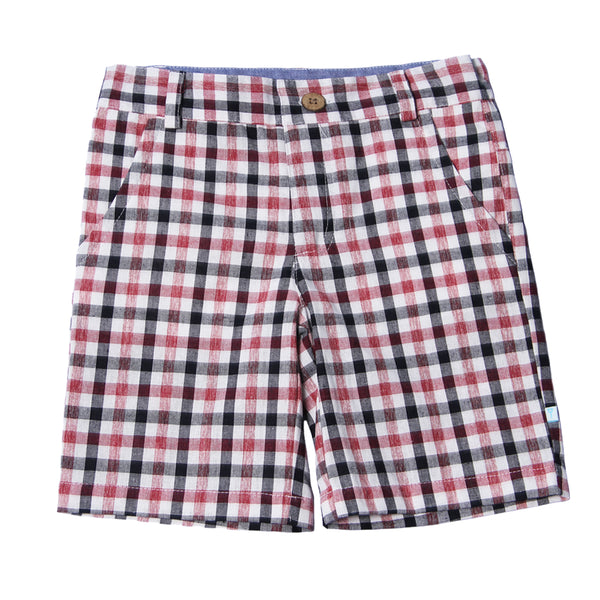 Parade Check Shorts