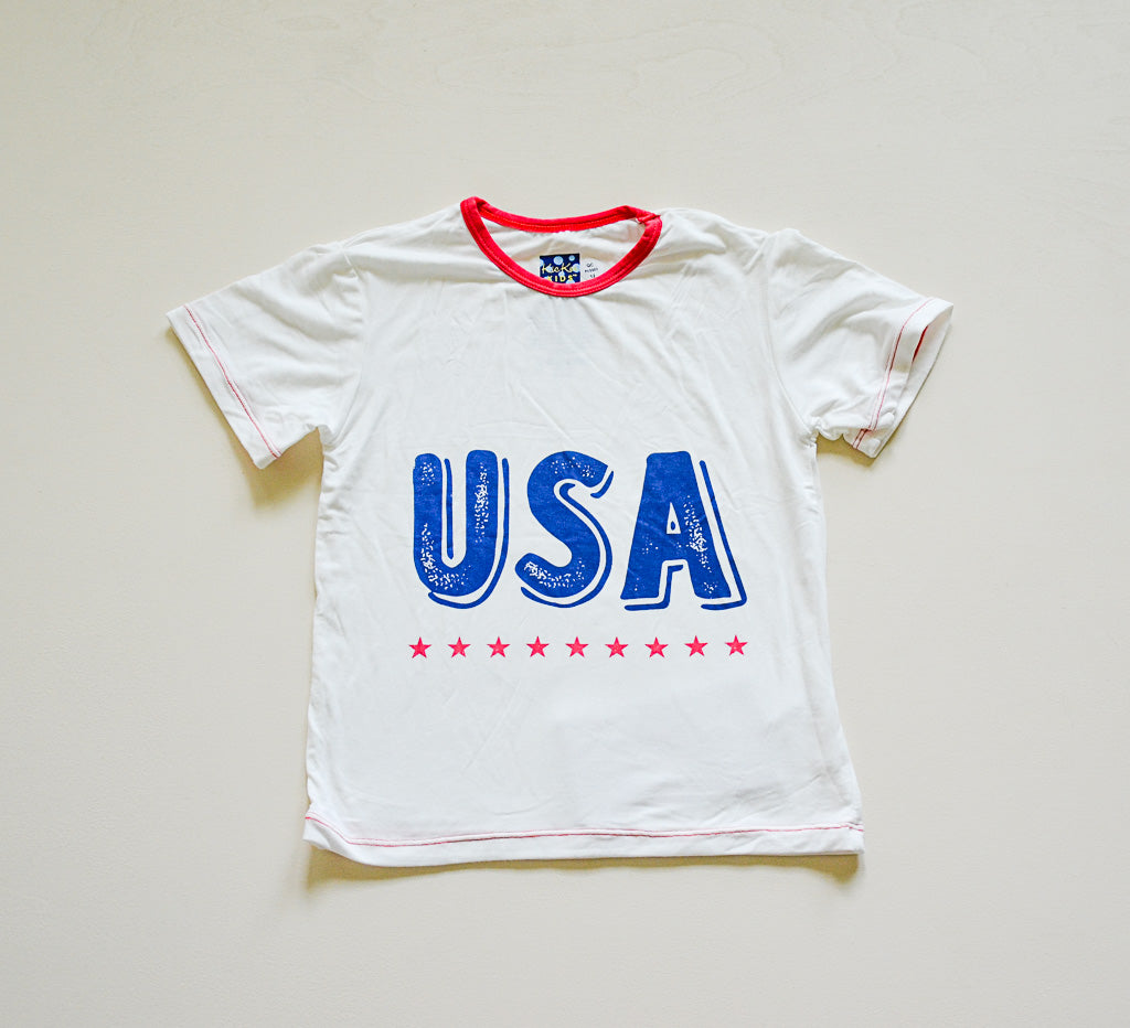 Kickee Pants Short Sleeve Tee USA