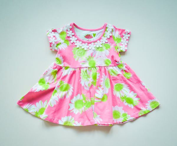 Darling Daisy Swing Dress