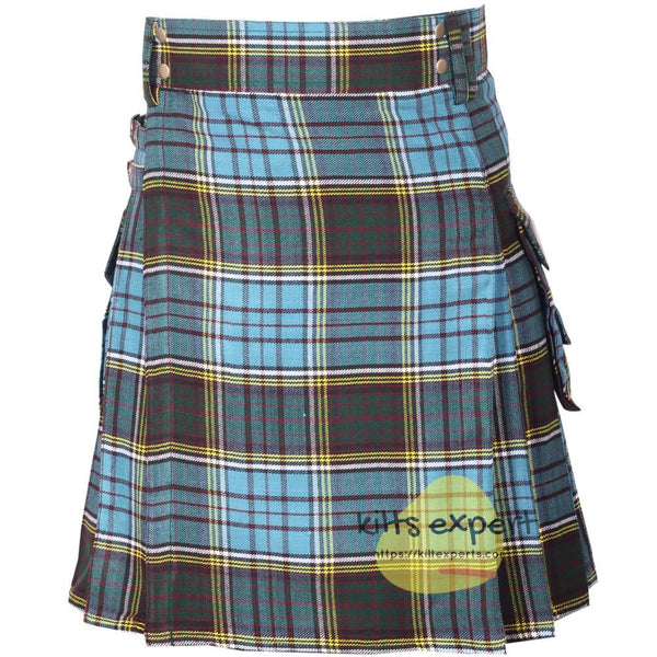 Anderson Tartan Heavy 16Oz Utility Kilt - Kilt Experts