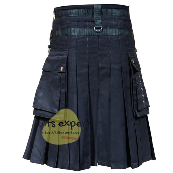 Black Ring Kilt Kilt Experts