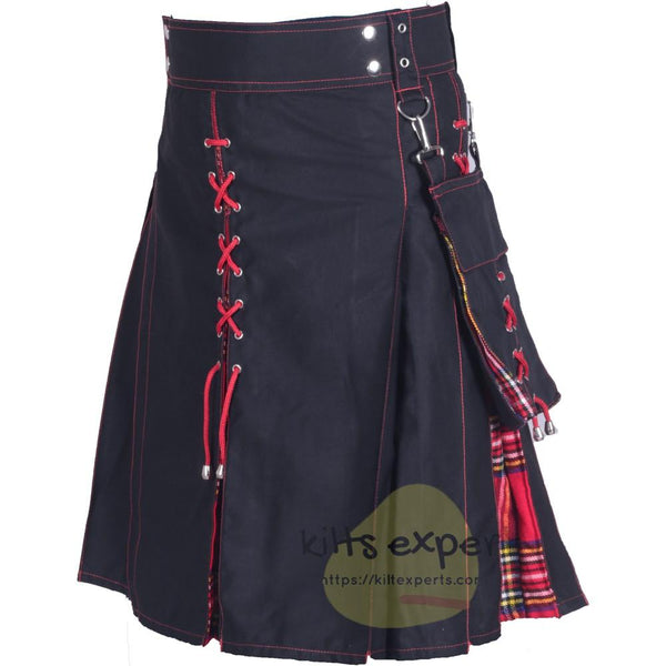 Men's Modern Hybird Utility Kilt - Kilt Experts
