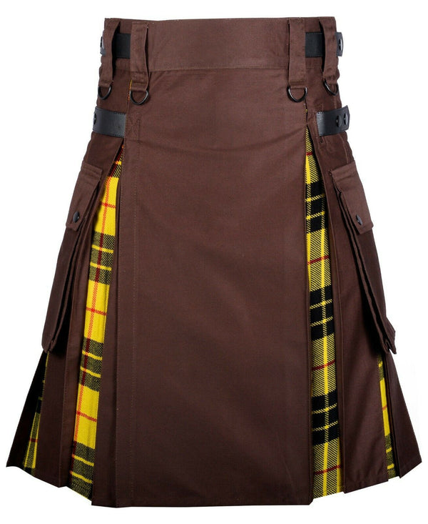 New Hybird Utility Kilts For Men's - Kilt Experts