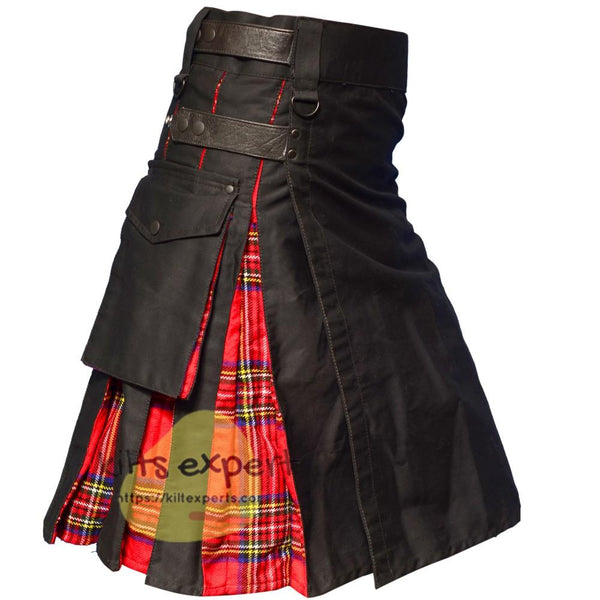 Royal Stewart Hybird Kilt - Kilt Experts