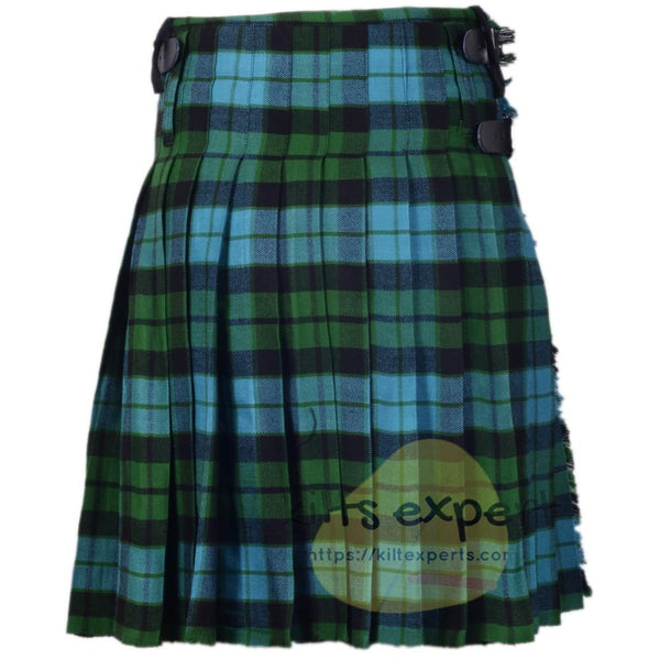 Scottish Traditional MACKAY ANCIENT 8 Yard & 16 oz Tartan Kilt Kilt Experts