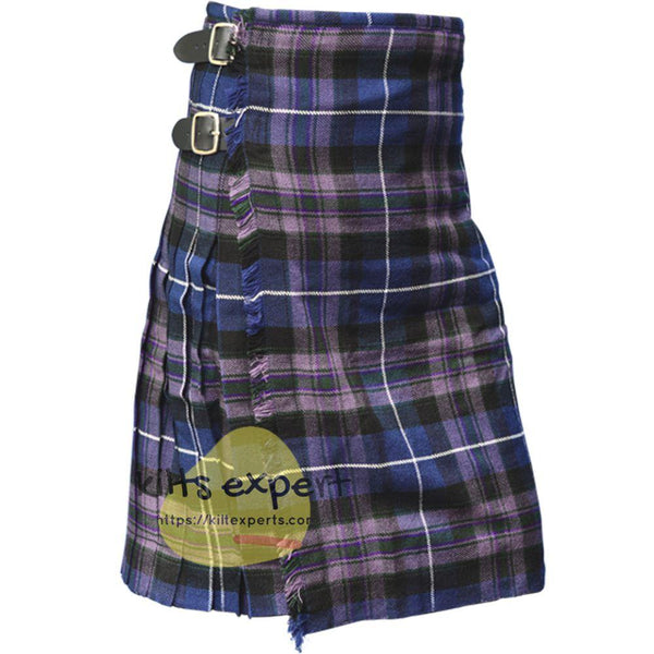 Scottish Traditional Pride Of Scotland 8 Yard & 13oz Tartan Kilt - Kilt Experts