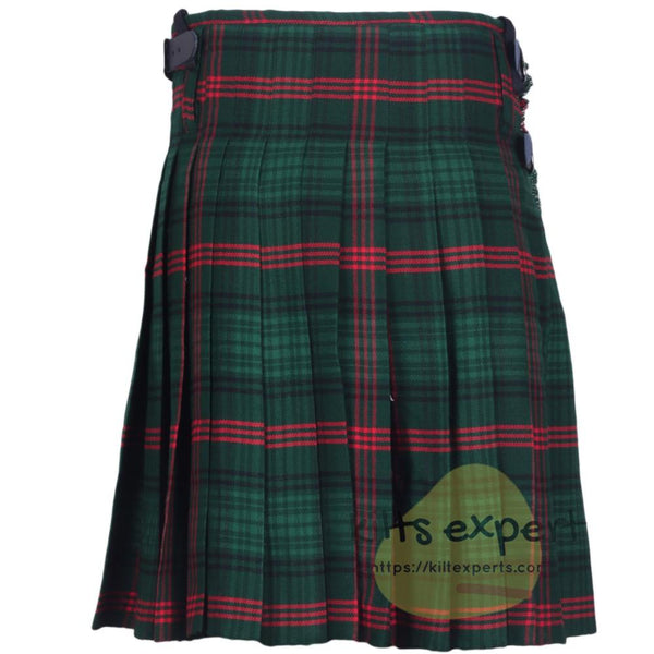 Scottish Traditional Rose Hunting 8 Yard & 16Oz Heavy Tartan Kilt - Kilt Experts