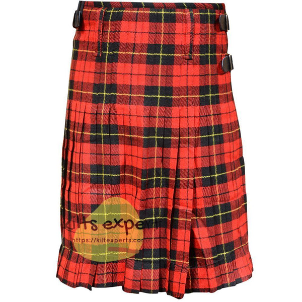 Scottish Traditional Wallace 8 Yard & 13oz Tartan Kilt - Kilt Experts