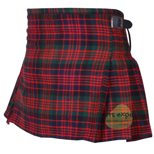 Scottish Traditional Women's Mini Kilts Kilt Experts