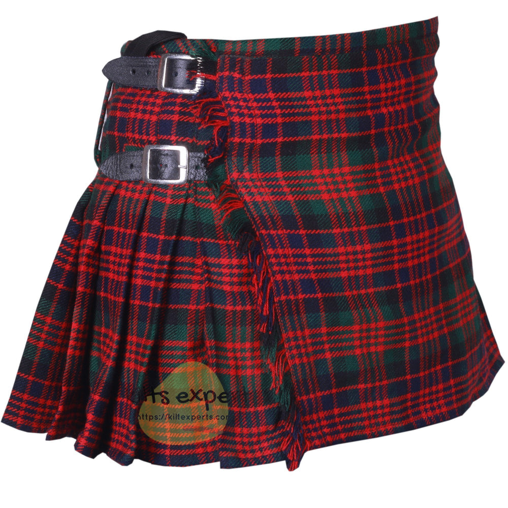 Scottish Traditional Women's Mini Kilts