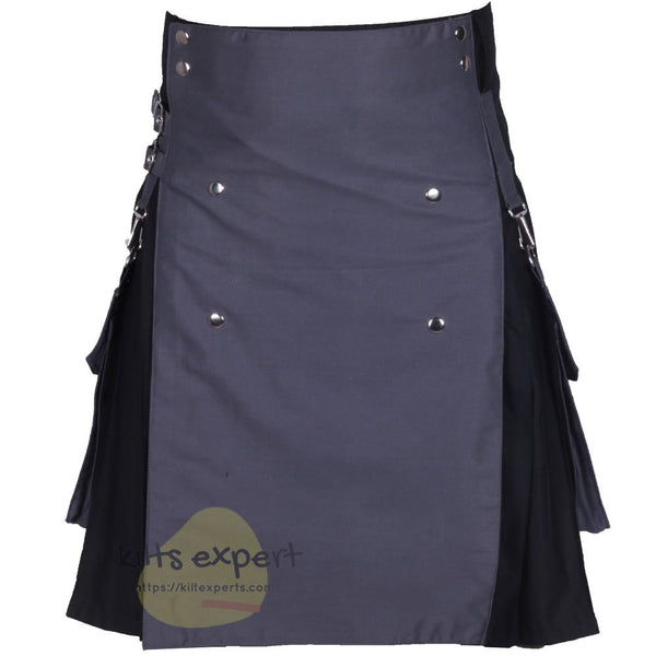 Stylish Wedding Utility Kilt - Kilt Experts