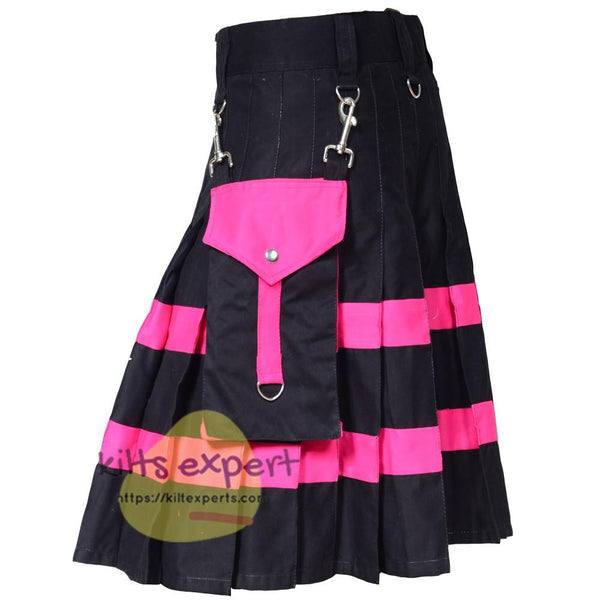 Women Utility kilts With Two Large Pockets - Kilt Experts