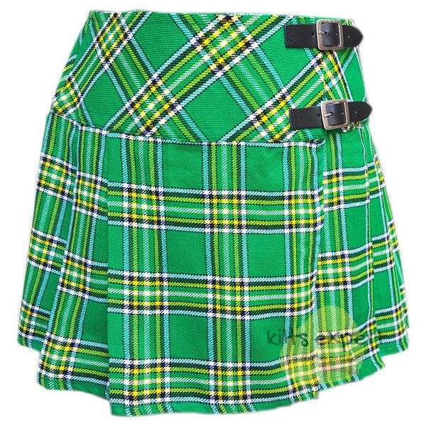 Women's Irish Heritage Tartan Kilts Kilt Experts