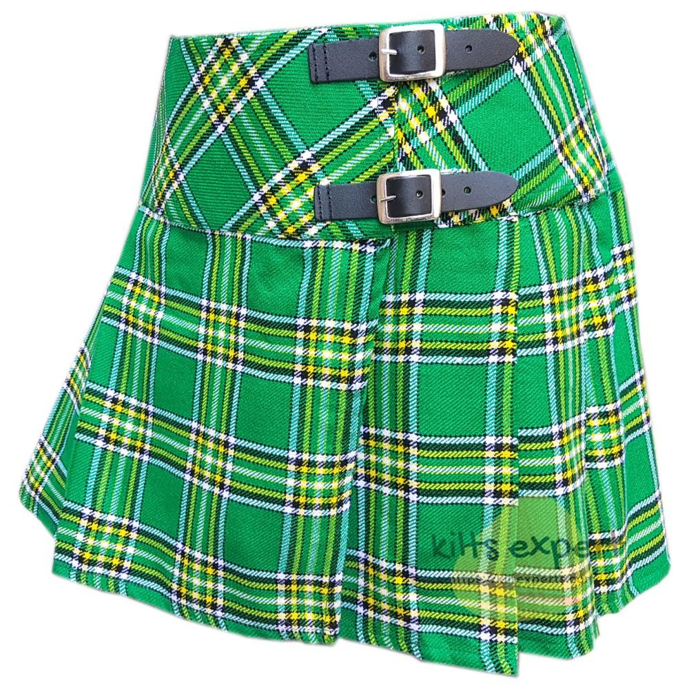 Women's Irish Heritage Tartan Kilts