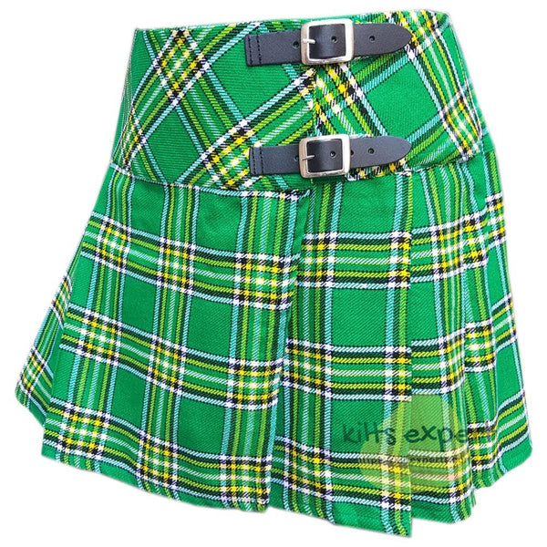 Women's Irish Heritage Tartan Kilts - Kilt Experts