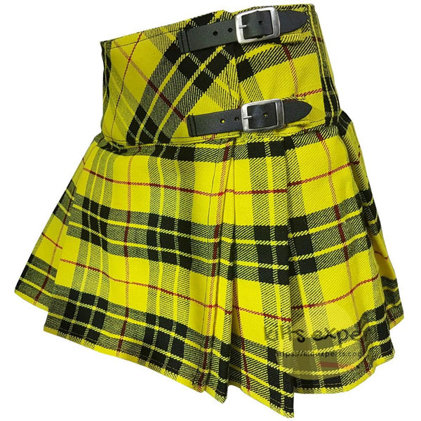 Women's Macleod Of Lewis Tartan Kilts - Kilt Experts