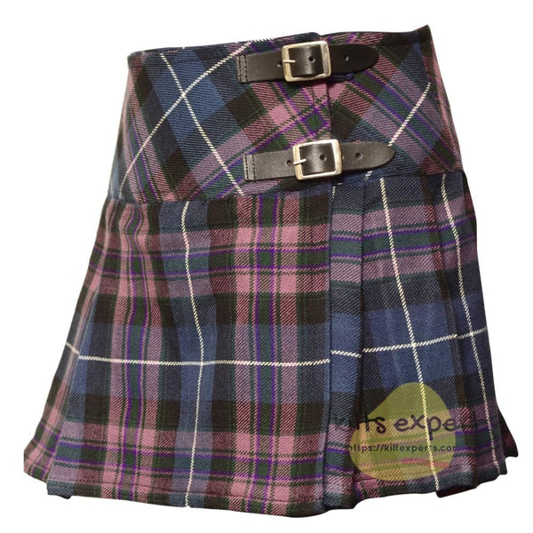 Women's Pride Of Scotland Tartan Kilts - Kilt Experts
