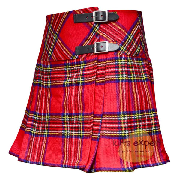Women's Royal Stewart Tartan Kilts - Kilt Experts