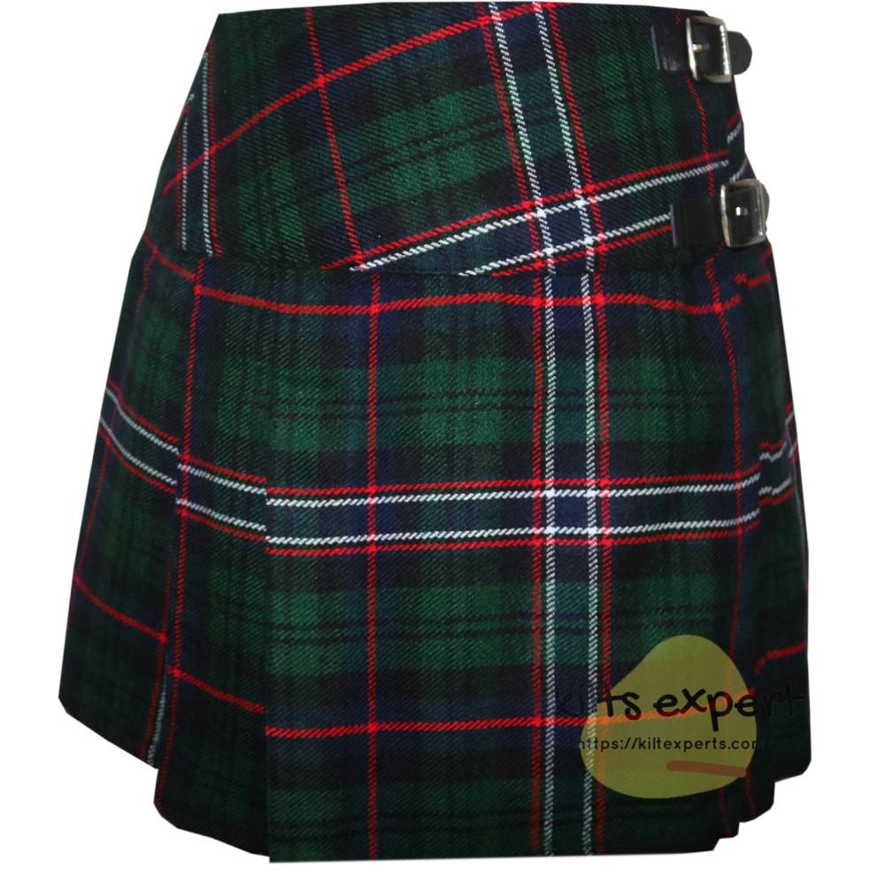 Women's Scottish National Tartan Kilts