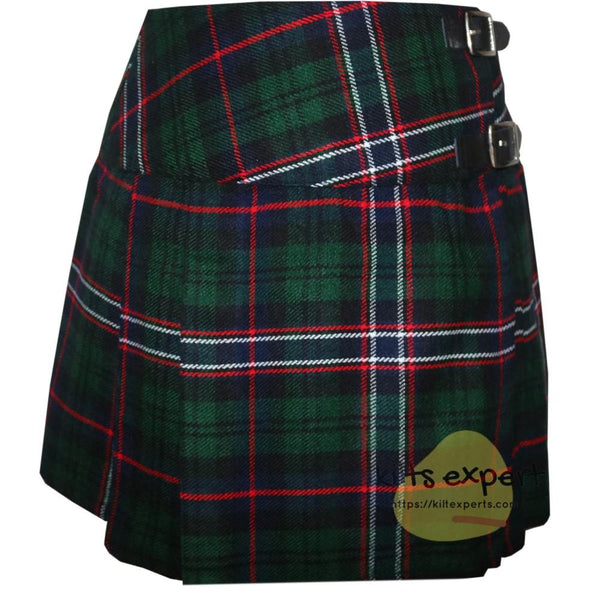 Women's Scottish National Tartan Kilts - Kilt Experts