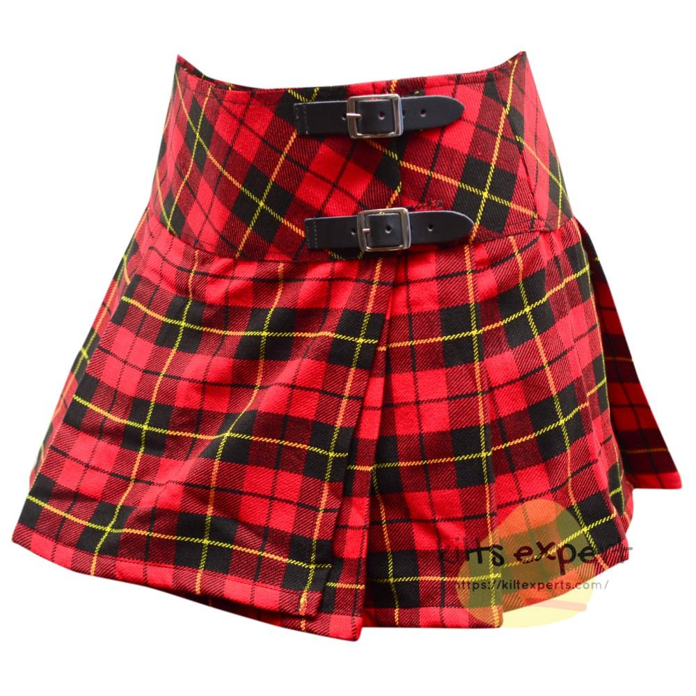 Women's Wallace Tartan Kilts